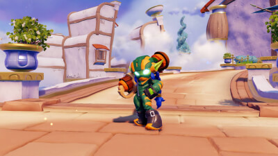 Skylanders SuperChargers Screenshot 2