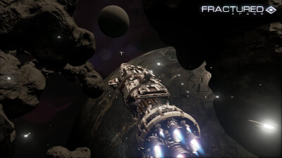 Fractured Space Screenshot 2