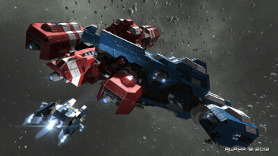 Space Engineers Masthead