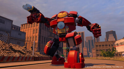 LEGO Marvel's Avengers Screenshot 1