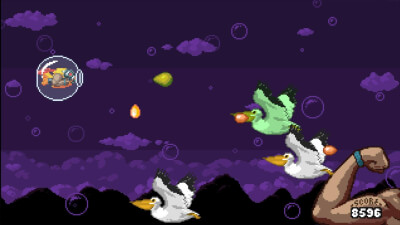 Shutshimi: Seriously Swole Screenshot 2