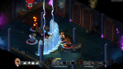 Masquerada: Songs and Shadows Screenshot 2