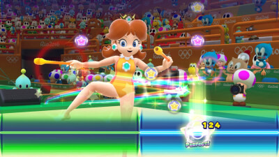 Mario & Sonic at the Rio 2016 Olympic Games Screenshot 1