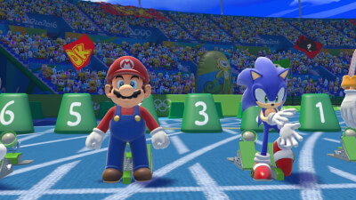 Mario & Sonic at the Rio 2016 Olympic Games Screenshot 2