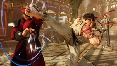 Street Fighter V Screenshot 3