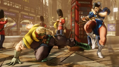 Street Fighter V Screenshot 1