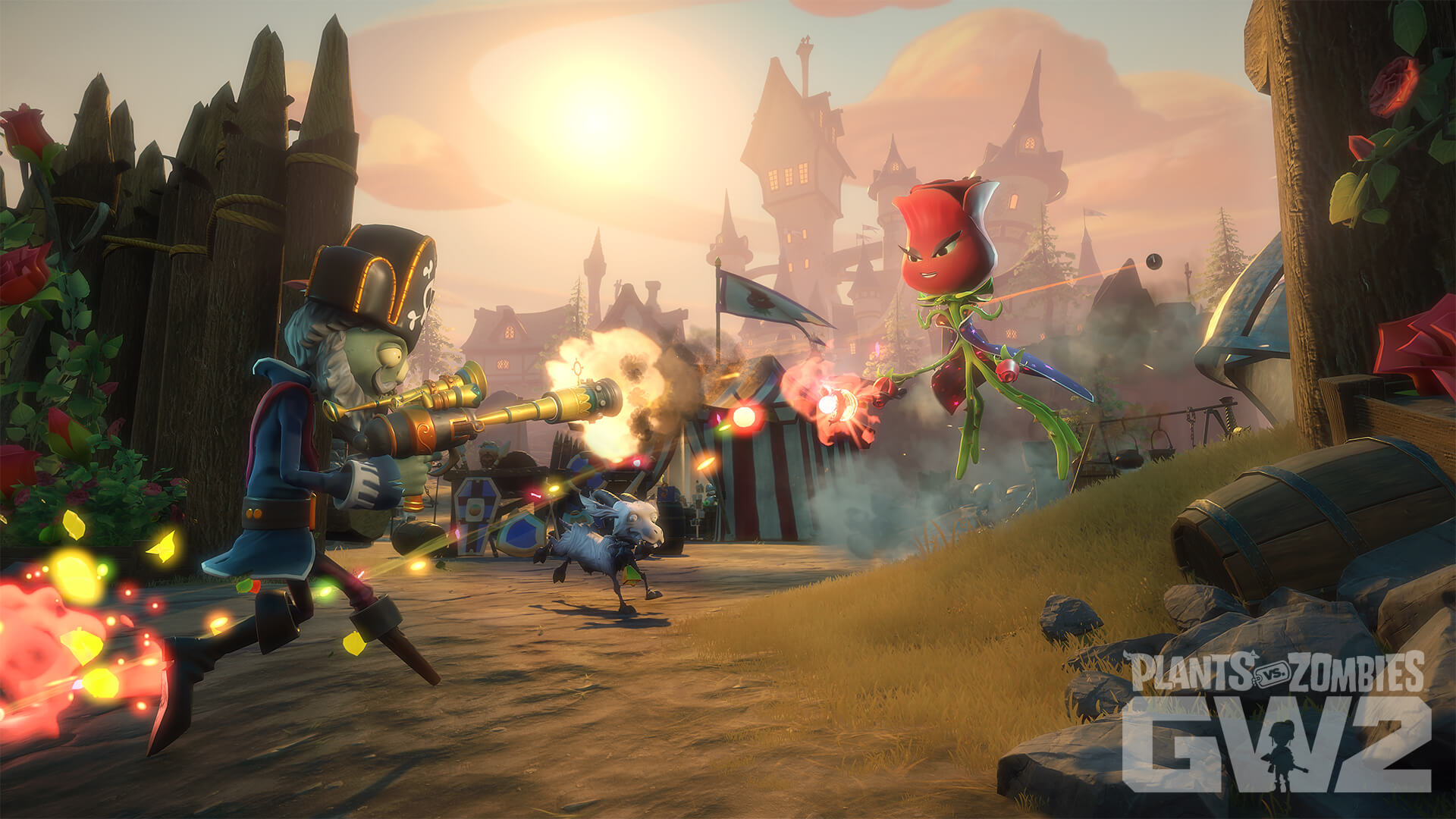 Plants Vs. Zombies: Garden Warfare 2 For PS4, XB1, PC Reviews   OpenCritic