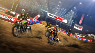 MX vs. ATV Supercross Encore Screenshot 1