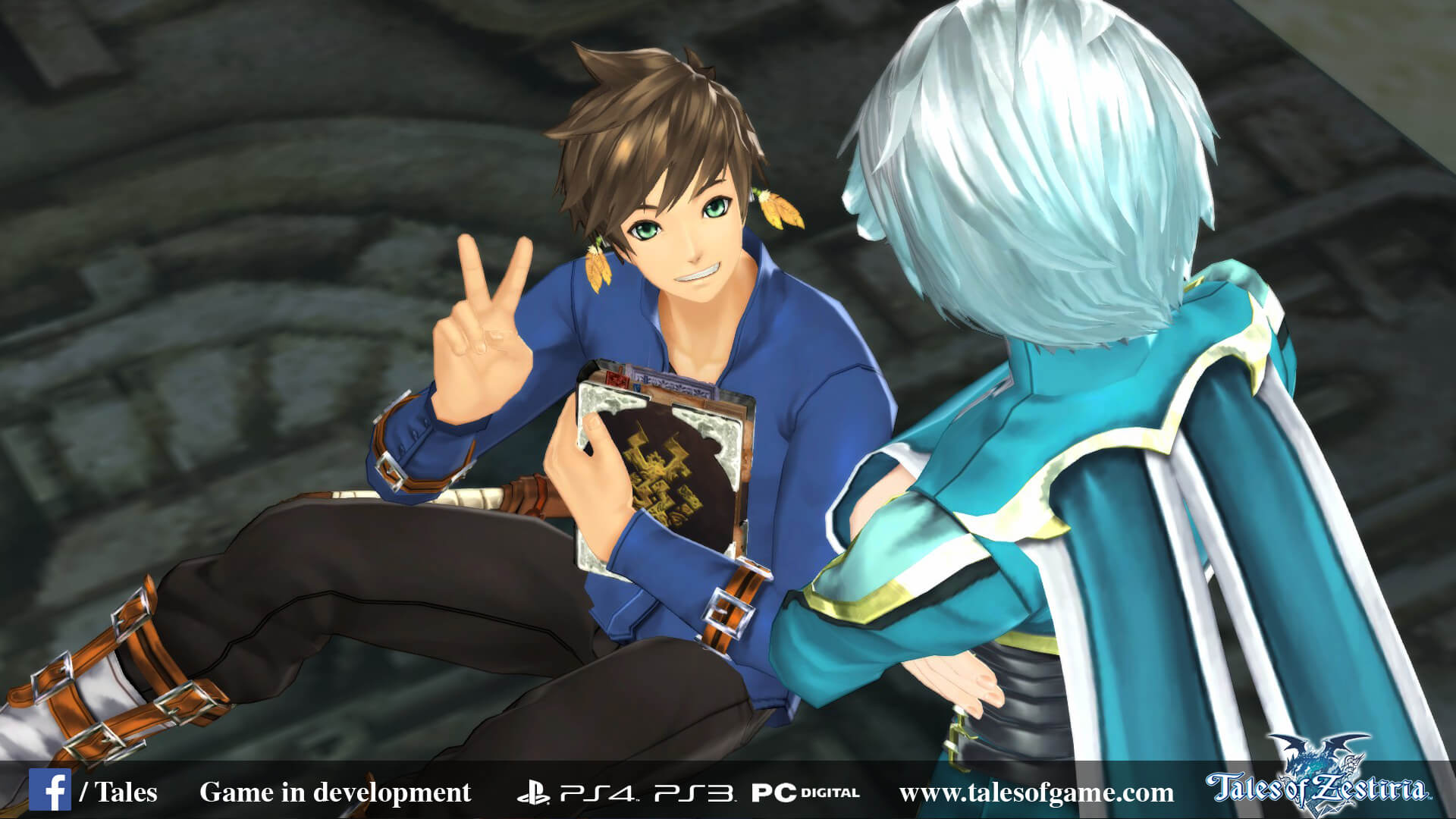 Tales Of Zestiria For Ps4 Pc Reviews Opencritic
