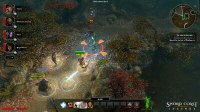 Sword Coast Legends Screenshot 2