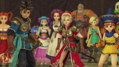 Dragon Quest Heroes: The World Tree's Woe and the Blight Below Screenshot 2