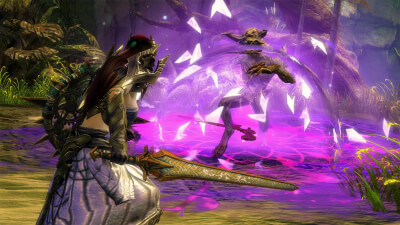 Guild Wars 2: Heart of Thorns Screenshot 2