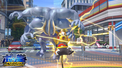 Pokken Tournament Screenshot 2