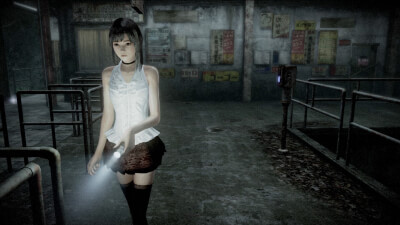Fatal Frame: Maiden of the Black Water Screenshot 1