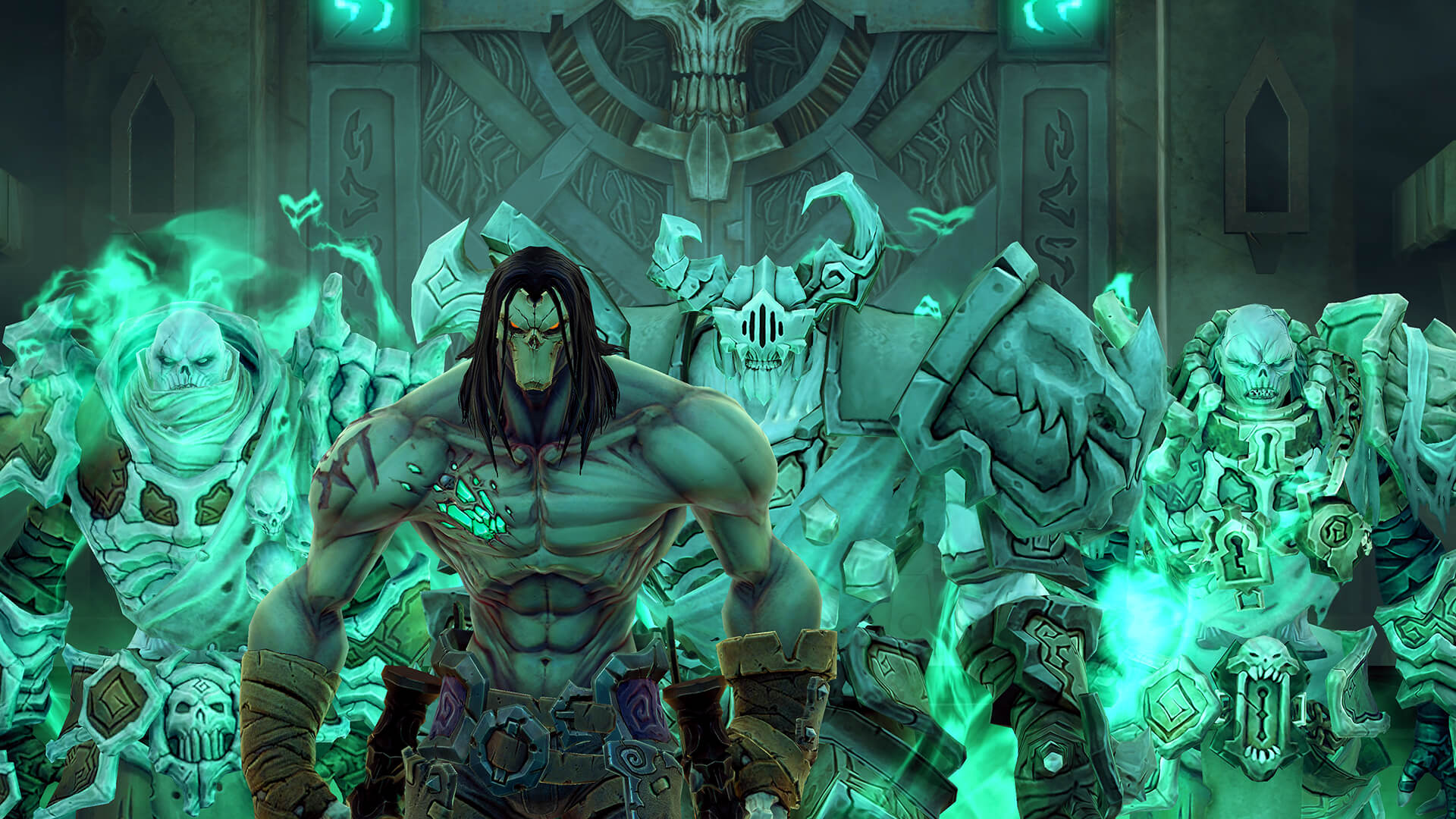 Darksiders Ii Deathinitive Edition For Ps4 Xb1 Reviews Opencritic