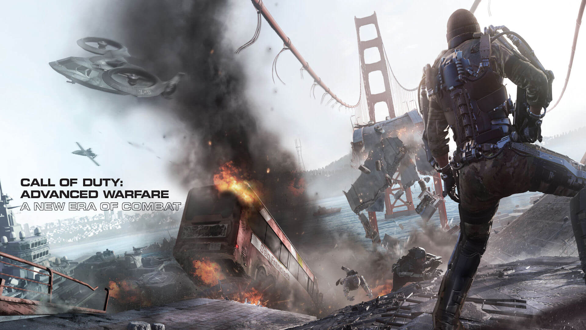 Call of Duty: Advanced Warfare Masthead