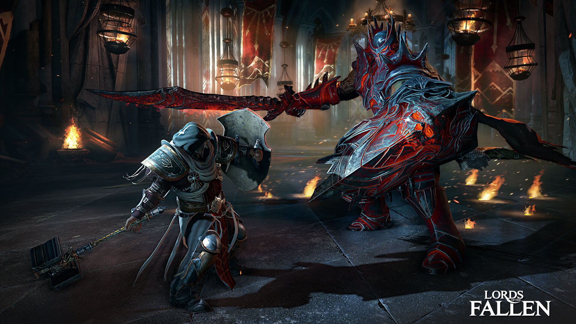 Lords of the Fallen Masthead