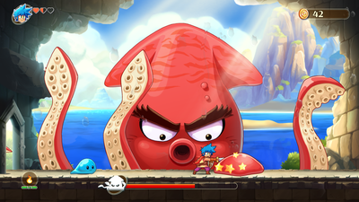 Monster Boy and the Cursed Kingdom Screenshot 6