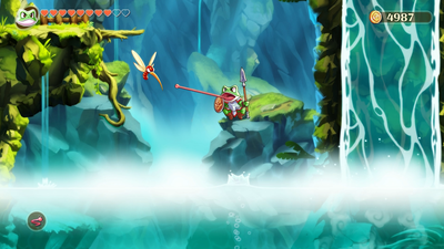 Monster Boy and the Cursed Kingdom Screenshot 2