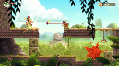 Monster Boy and the Cursed Kingdom Screenshot 7