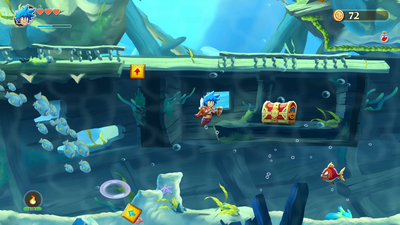 Monster Boy and the Cursed Kingdom Screenshot 1