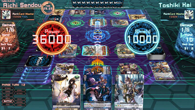 Cardfight!! Online Screenshot 1