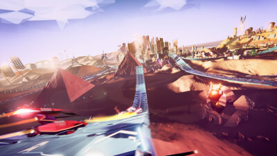 Redout Screenshot 1