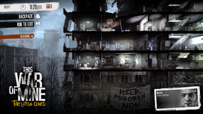 This War of Mine: The Little Ones Screenshot 2