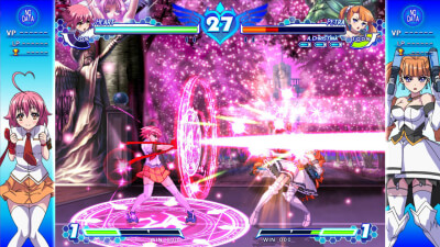 Arcana Heart 3: Love Max!!!!! Screenshot 1