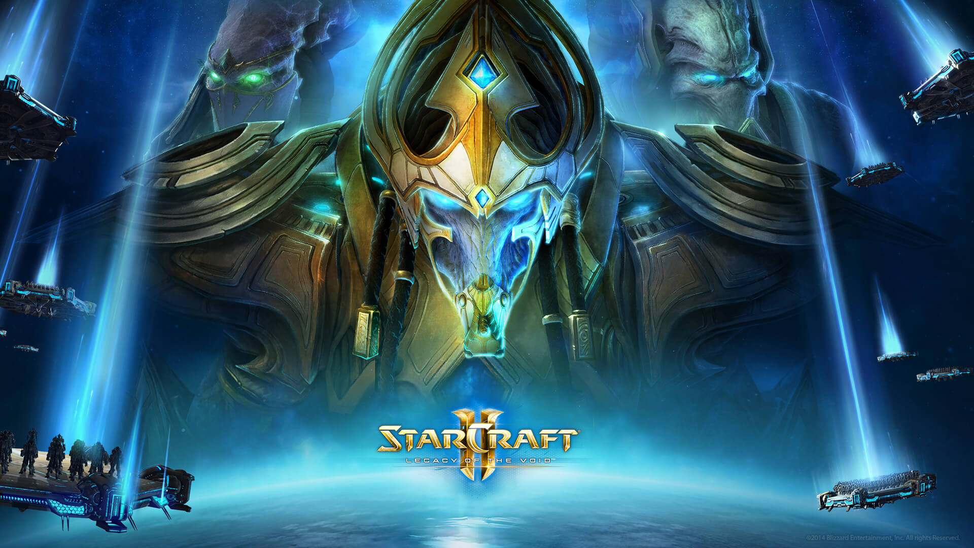 StarCraft II: Legacy of the Void Masthead