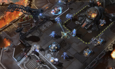 StarCraft II: Legacy of the Void Screenshot 1