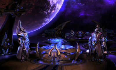 StarCraft II: Legacy of the Void Screenshot 2