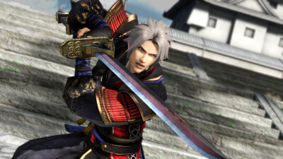 Samurai Warriors 4 Masthead