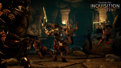 Dragon Age Inquisition - The Descent Screenshot 1