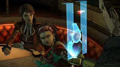 Tales From The Borderlands: Episode Four - Escape Plan Bravo Screenshot 2