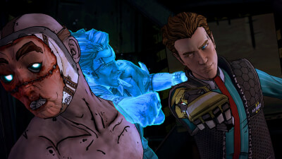 Tales From The Borderlands: Episode Four - Escape Plan Bravo Masthead