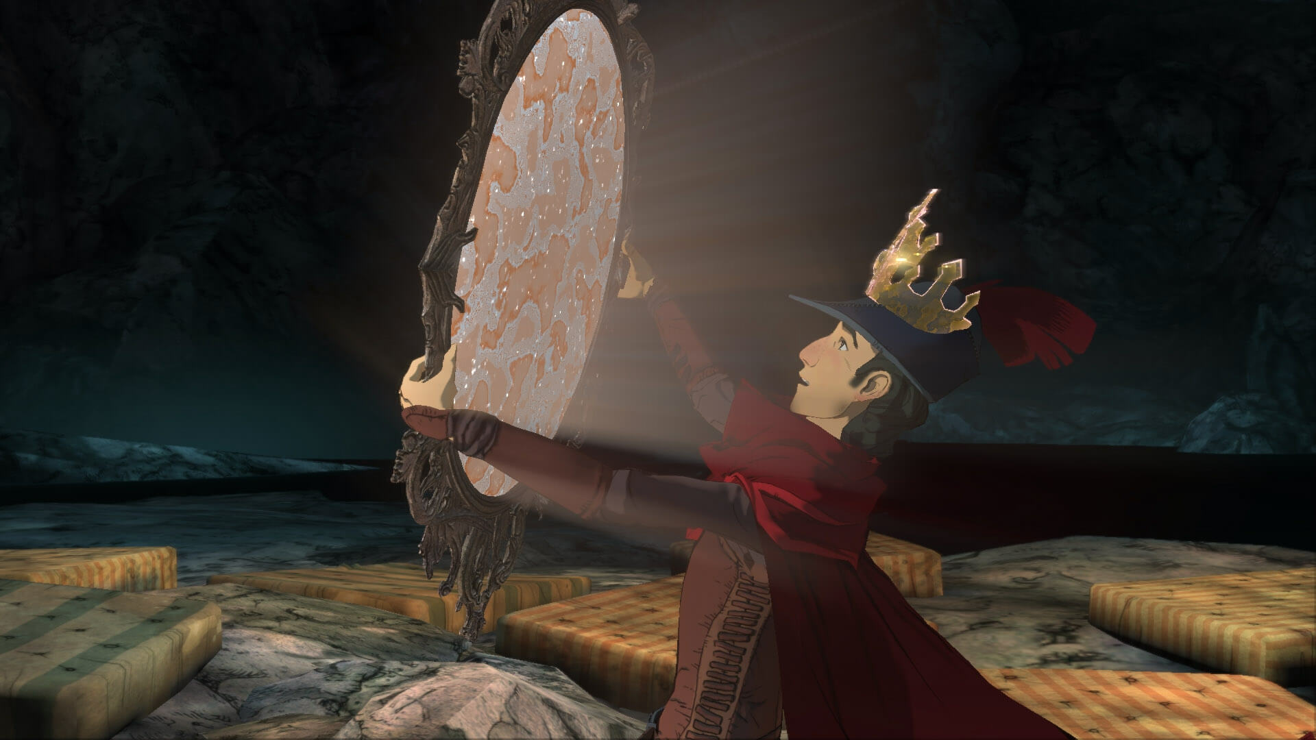 King's Quest - Chapter 1: A Knight to Remember Masthead