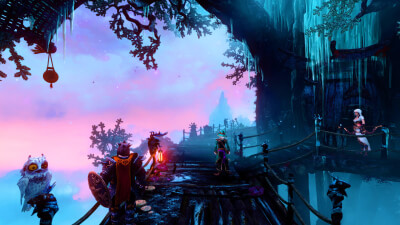 Trine 3: The Artifacts of Power Screenshot 1