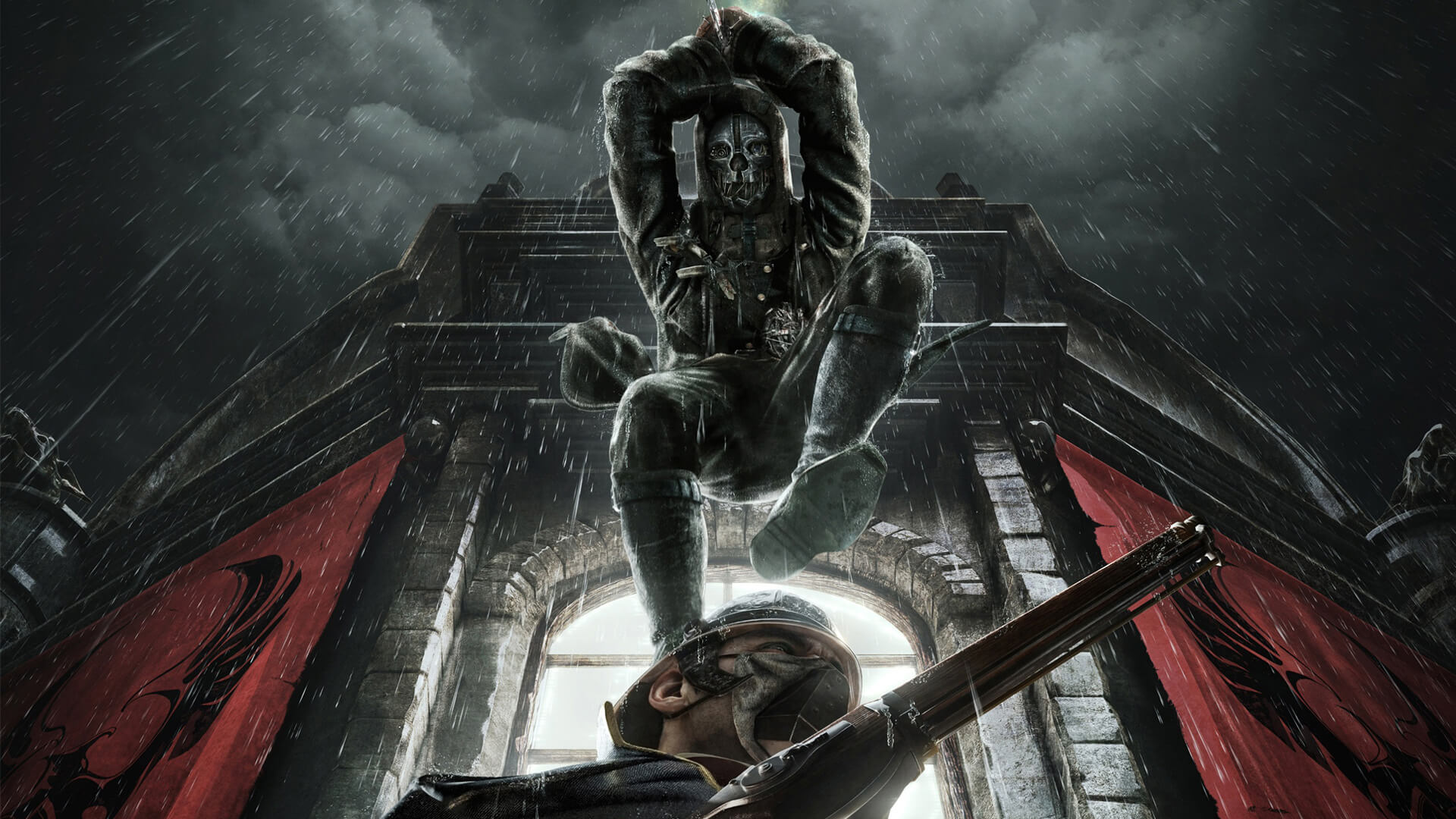 Dishonored: Definitive Edition Masthead