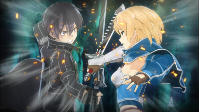 Sword Art Online Re: Hollow Fragment Screenshot 1