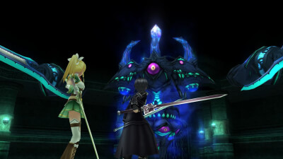 Sword Art Online Re: Hollow Fragment Screenshot 2