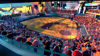 Super Mega Baseball: Extra Innings Screenshot 2