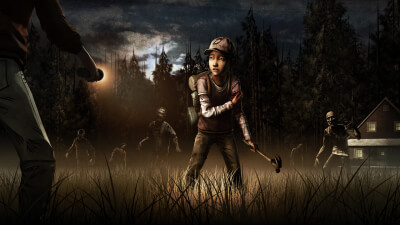 The Walking Dead: Season Two - A Telltale Games Series Screenshot 1