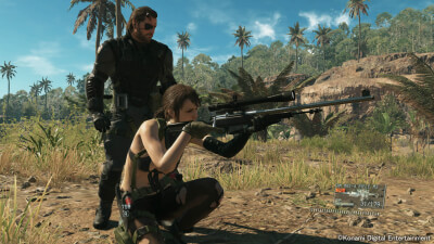 Metal Gear Solid V: The Phantom Pain Screenshot 2