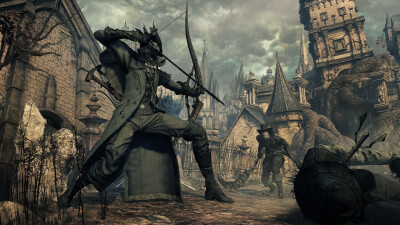 Bloodborne: The Old Hunters Screenshot 3