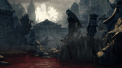 Bloodborne: The Old Hunters Screenshot 2