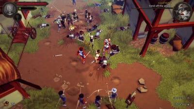 Cross of the Dutchman Screenshot 3