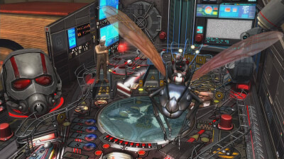 Marvel's Ant-Man Pinball Screenshot 3