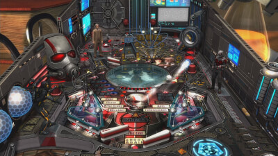 Marvel's Ant-Man Pinball Screenshot 1