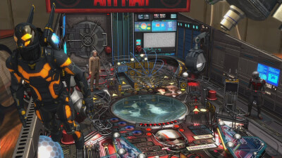 Marvel's Ant-Man Pinball Screenshot 2